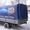 Реклама на тентах. Тенты для грузовых с рекламой. Рекламные тенты #885033