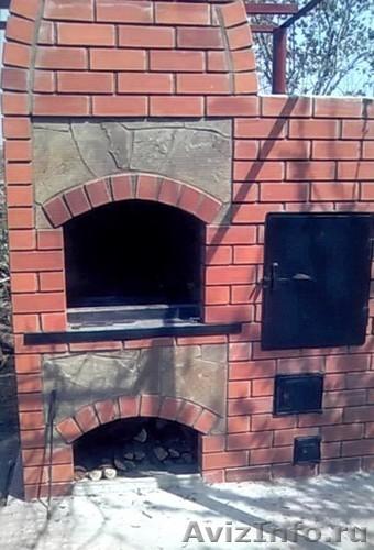 Печь для барбекю в волгограде строительство барбекю беседки летняя кухня