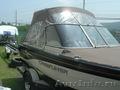 Алюминевый катер Crestliner Super Hawk 16