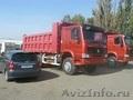 Самосвалы-  Хово Howo в Омске 6х4 25 тонн ,  2300000 руб в наличии.,
