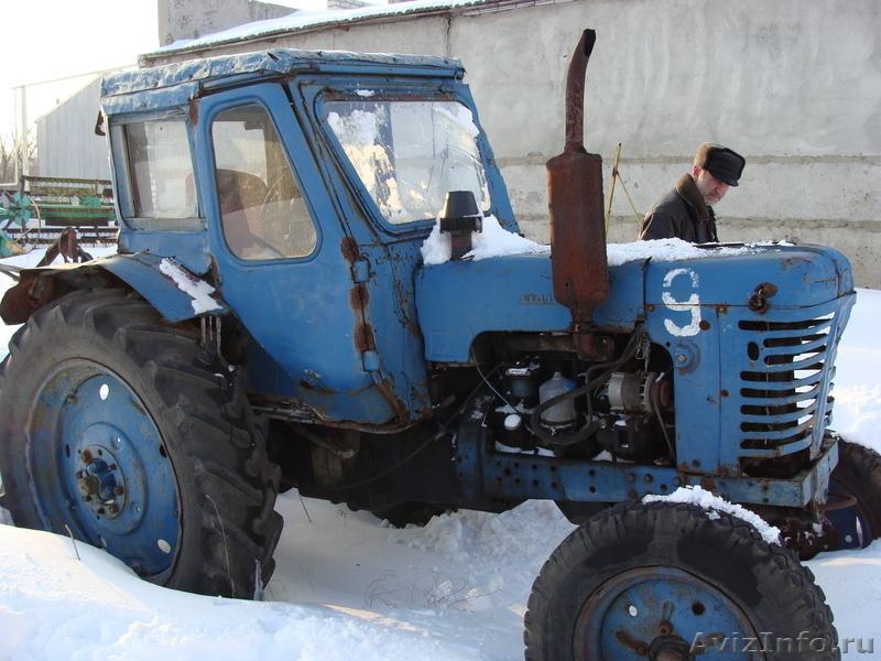 Продажа тракторов МТЗ 1997 года в Атакенте - №41067714.