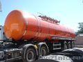 Продам пoлуприцепы-цистерны для перевозки наливных грузов