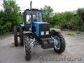 узкие диски и узкопрофильные шины для тракторов Беларус