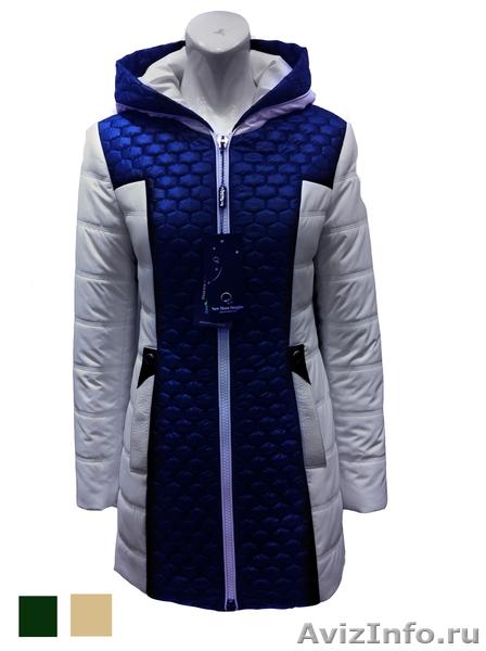 Женская одежда куртки весна 2014
