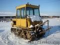 Трактор Дт-75 В Рабочем Состоянии (Казахстанец)