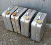 Канистры алюминиевые 20 л. бывшие в употреблении.